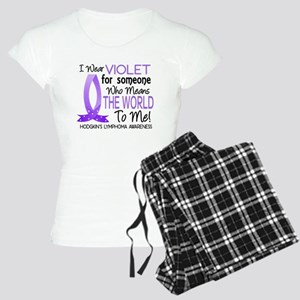 Means World To Me 1 Hodgkin's Lymphoma Shirts Wome