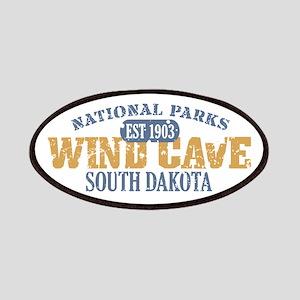 Wind Cave Park South Dakota Patches