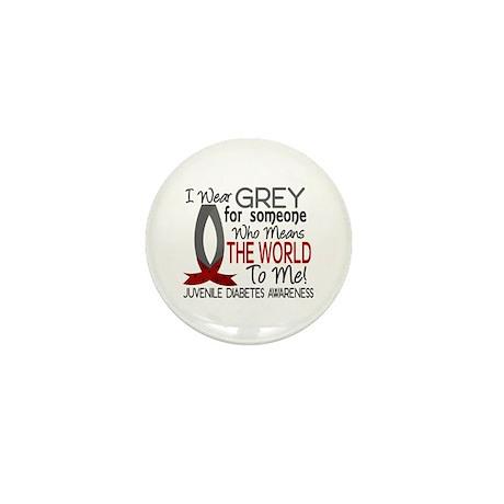 Means World To Me 1 Juvenile Diabetes Shirts Mini