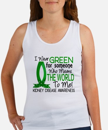 Means World To Me 1 Kidney Disease Shirts Women's