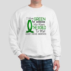 Means World To Me 1 Kidney Disease Shirts Sweatshi