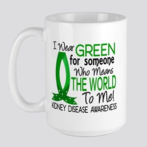 Means World To Me 1 Kidney Disease Shirts Large Mu