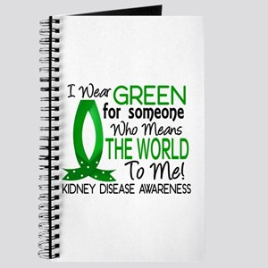 Means World To Me 1 Kidney Disease Shirts Journal