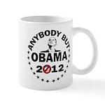 Anybody but Obama Mug
