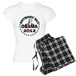 Anybody but Obama Women's Light Pajamas