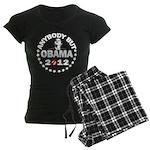 Anybody but Obama Women's Dark Pajamas