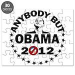Anybody but Obama Puzzle