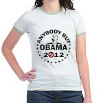 Anybody but Obama Jr. Ringer T-Shirt