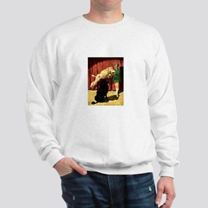Circus Dogs Sweatshirt
