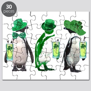 Irish penguins Puzzle