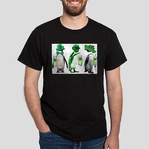 Irish penguins Dark T-Shirt