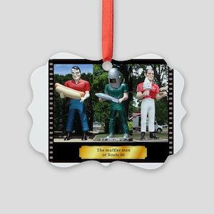 The Muffler Men Picture Ornament