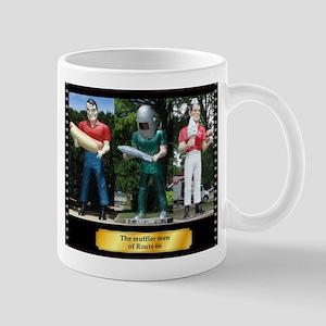 The Muffler Men 11 oz Ceramic Mug