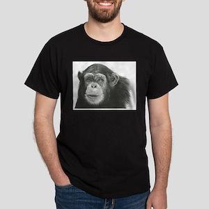 Chimpanzee,KODUA Dark T-Shirt