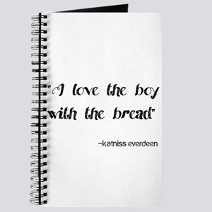 The Boy With the Bread Journal