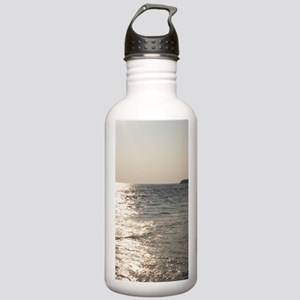 Beach sunset 0501 - Stainless Water Bottle 1.0L
