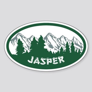 Jasper National Park (Oval)