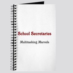 School Sec. Multitasking Marvels Journal