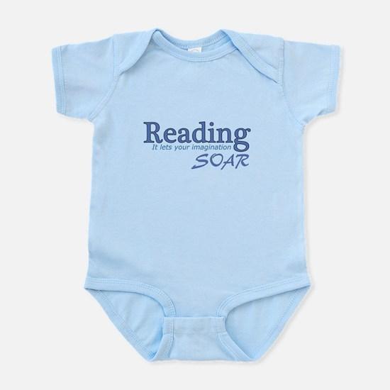 Reading Imagination Infant Bodysuit