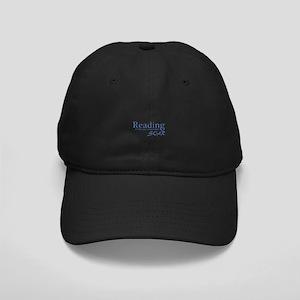 Reading Imagination Black Cap