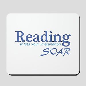Reading Imagination Mousepad