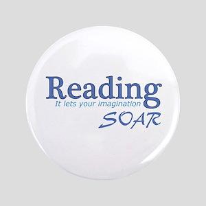 "Reading Imagination 3.5"" Button"