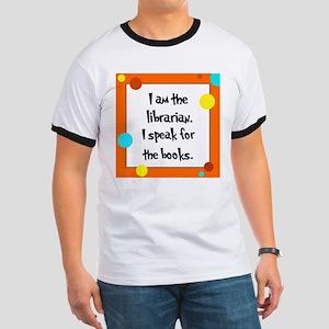 Librarian Seuss Lorax Ringer T