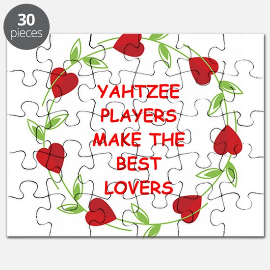 yahtzee Puzzle