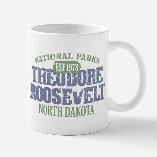 Theodore Roosevelt Park ND Mug
