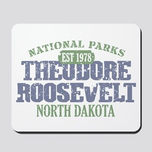 Theodore Roosevelt Park ND Mousepad