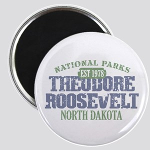 Theodore Roosevelt Park ND Magnet