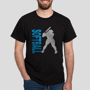 play softball bb T-Shirt