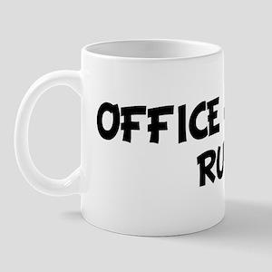 OFFICE CLERKS Rule! Mug