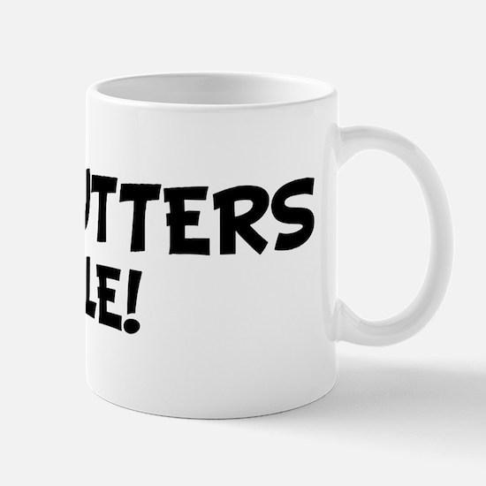 MEATCUTTERS Rule! Mug