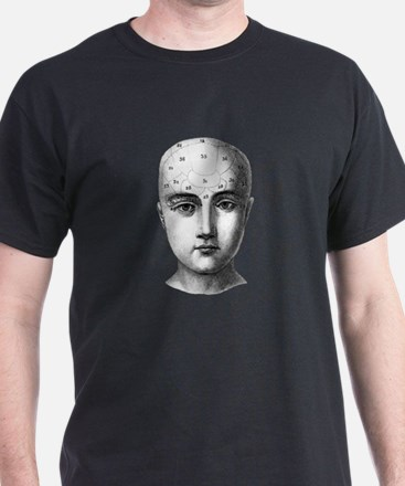 Phrenology Black T-Shirt
