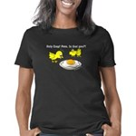 Holy Crap Pete Chicken Egg Women's Classic T-Shirt