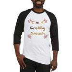 Crabby Grouch Baseball Jersey