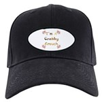 Crabby Grouch Black Cap