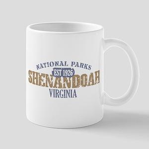 Shenandoah National Park VA Mug