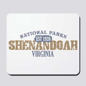 Shenandoah National Park VA Mousepad