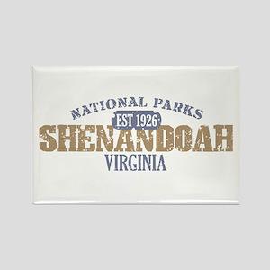 Shenandoah National Park VA Rectangle Magnet