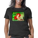 Abinthe Liquor Advertising Women's Classic T-Shirt