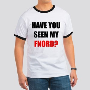 Have You Seen My Fnord? Ringer T