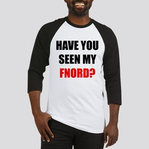Have You Seen My Fnord? Baseball Jersey