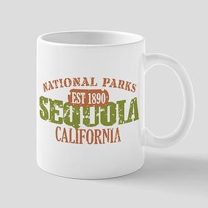 Sequoia National Park CA Mug