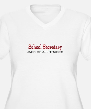 School Secretary T-Shirt