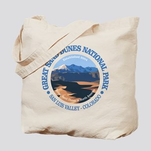 Great Sand Dunes NP Tote Bag