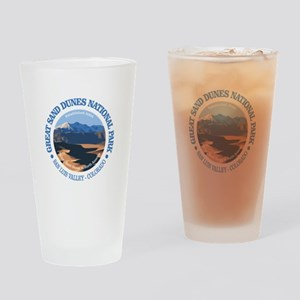 Great Sand Dunes NP Drinking Glass
