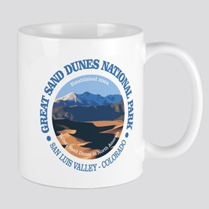 Great Sand Dunes NP Mugs