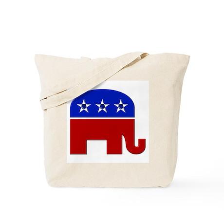 Republican Elephant, Classic Tote Bag